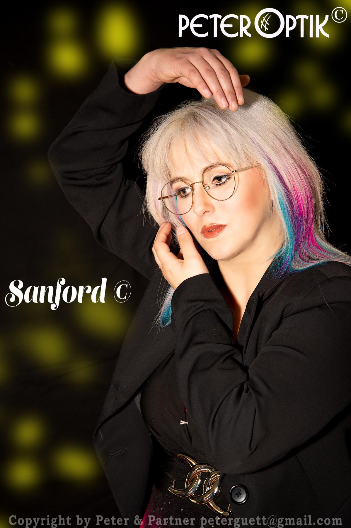 Brillenmodell: Sanford