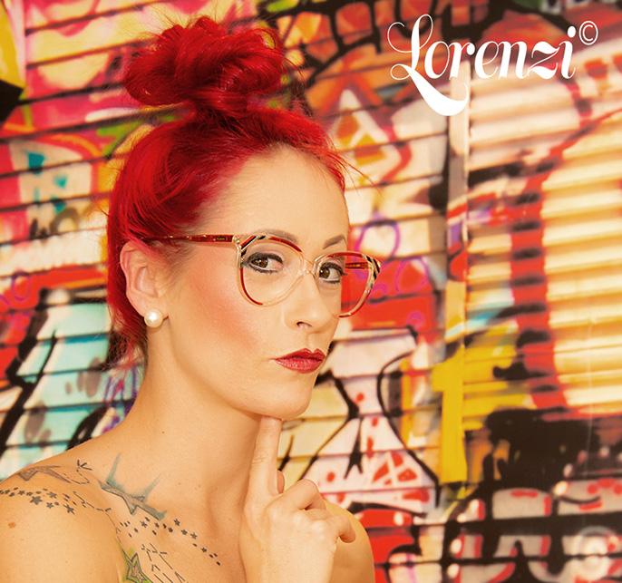 Brillenmodell: Lorenzi